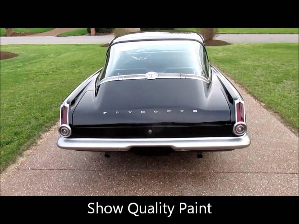 1964 Plymouth Barracuda Shelton Speed Shop