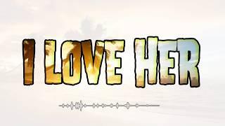 WIZ KID X DAVIDO TYPE BEAT - I LOVE HER | 2018