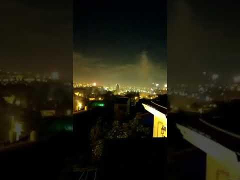 Fireworks in Tegucigalpa, 2017/2018
