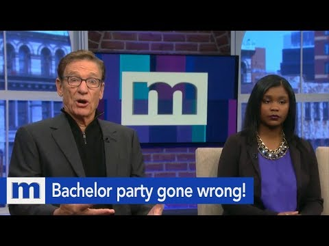 Bachelor Party Gone Wrong! | The Maury Show