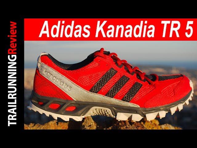 timeless design bb77f e78c0 Adidas Kanadia 5 TR