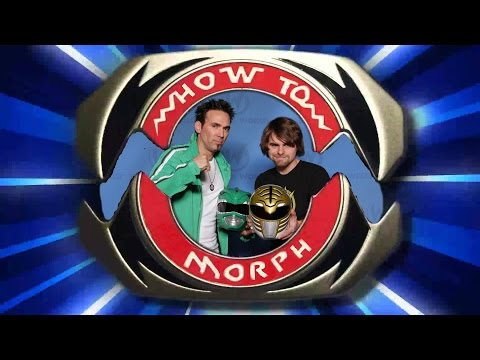 How To Properly Morph With Jason David Frank (HD)