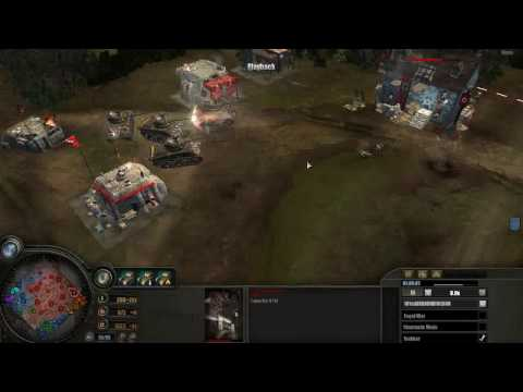 Company Of Heroes Online Battle- King Of The Hill Part 3