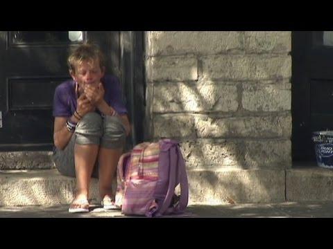 Austin's growing homeless population   (4/12/16)