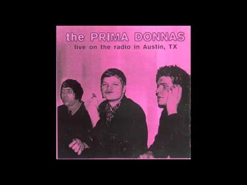 The Prima Donnas Live on the Radio in Austin (unedited version)