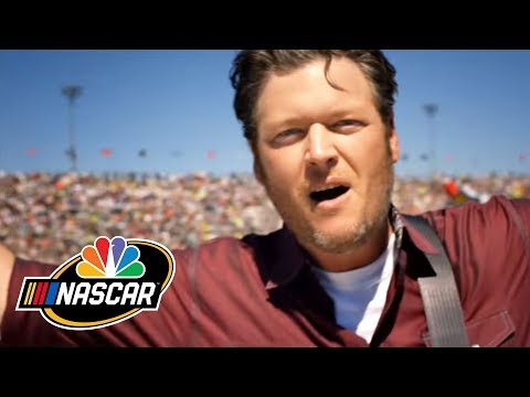 2015 NASCAR on NBC Open with Blake Shelton