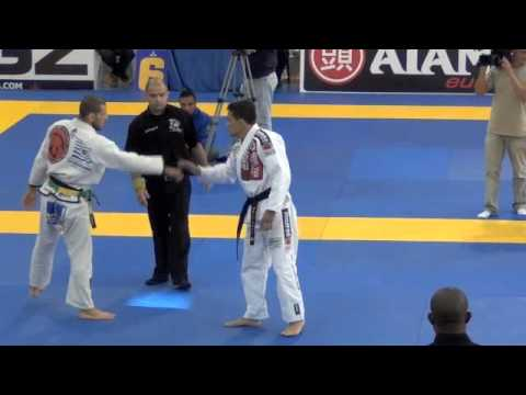 European Open 2012 - Feather Weight Final - Bruno Frazatto vs. David Lemes