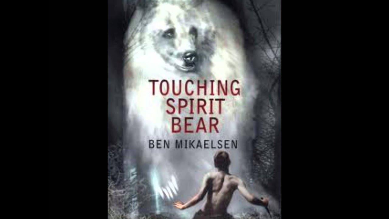 Spirit bear book touching