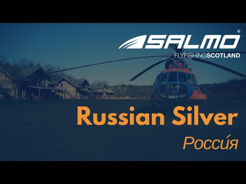 RUSSIAN SILVER ON THE VARZUGA & KITZA RIVERS  | The BIG Fly Fish with Greig Thomson