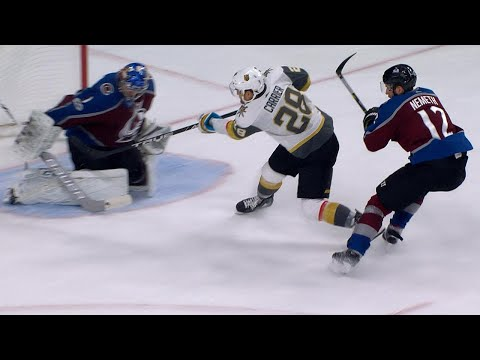 10/27/17 Condensed Game: Avalanche @ Golden Knights