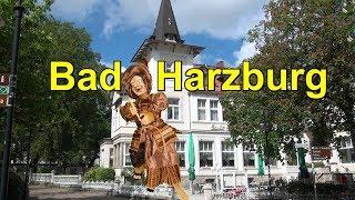 Bad Harzburg in Niedersachsen*Kurstadt am Harz *Sehenswürdigkeiten in Niedersachsen