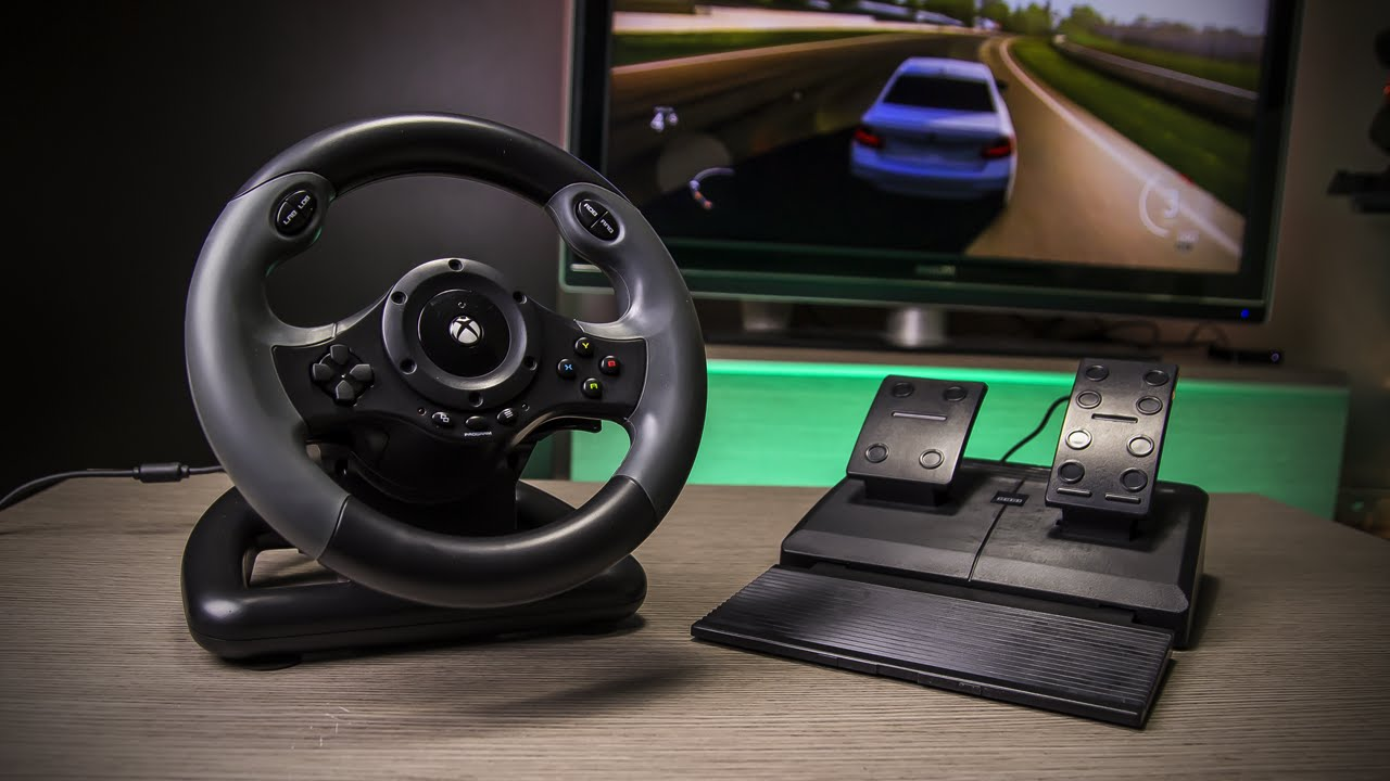 Hori Racing Wheel For Xbox One Review Unboxholics Youtube
