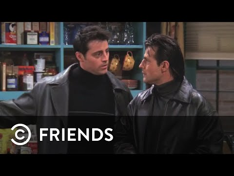 Joey Hires An 'Identical' Twin | Friends