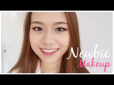 Beginner Makeup Tutorial ( Drugstore ) | Eng Sub | Molita Lin