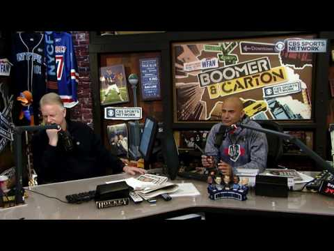 Boomer and Carton: Can history repeat itself for the Giants?