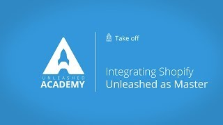 If you're integrating with shopify, setting unleashed as master can save you and your business time minimise errors. this is best for when already ha...