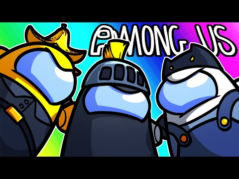 Among Us Funny Moments - A 3rd Imposter Situation! (Proximity Chat)
