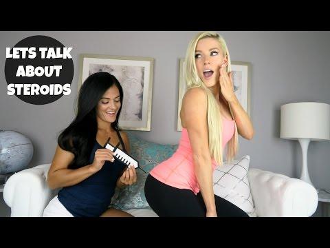 Lets talk about STEROIDS | Bikini Girls