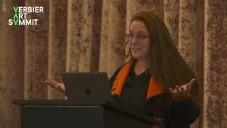 Tania Bruguera Talk at the 2019 Verbier Art Summit