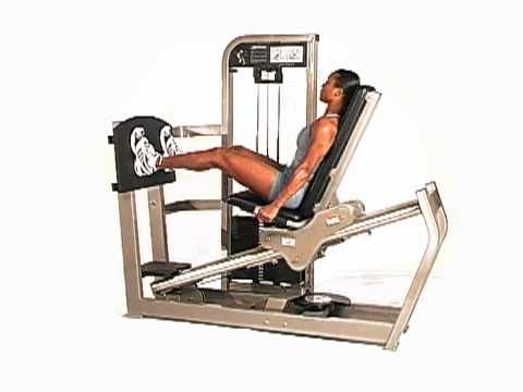life fitness pro 2 seated leg press youtube. Black Bedroom Furniture Sets. Home Design Ideas