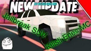 Roblox jailbreak SUV Aldım Roblox SUV Tanıtım!!! !!! De Büyük Güncelleme (Vídeo sesli)