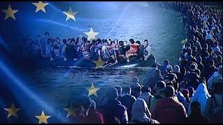 Munkában a migránshajók
