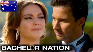 Sam Breaks Michaels Heart | The Bachelorette Australia