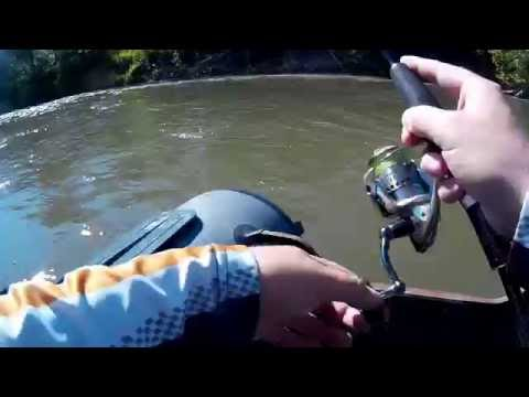 нугуш река рыбалка