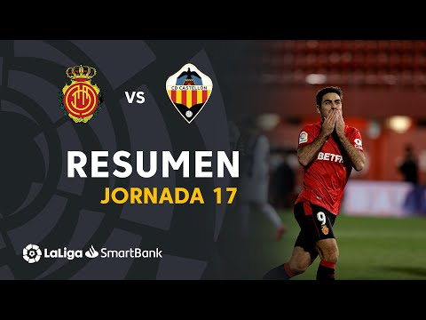 Mallorca Castellon Goals And Highlights
