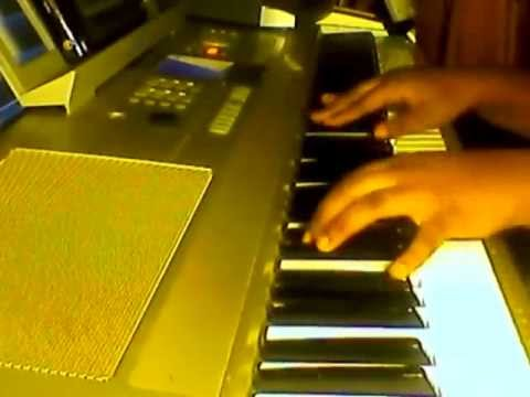 Chris Brown's Oh My Love Piano Cover by Dejia Dennis