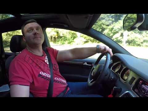 Осмотр Ауди ку7 4,2 часть1( Audi Q7 4,2 TDI)