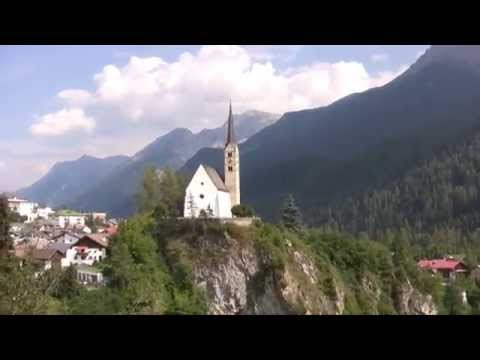 Switzerland (2012) Day 2-2 Scuol, Tarasp, Guarda