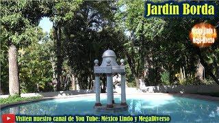 Jardín BORDA 🌻 en la Ciudad de la ETERNA Primavera 🌺 Cuernavaca