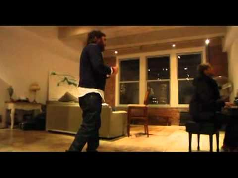 'Cool Water' performed by Joaquin Phoenix and Antony Langdon