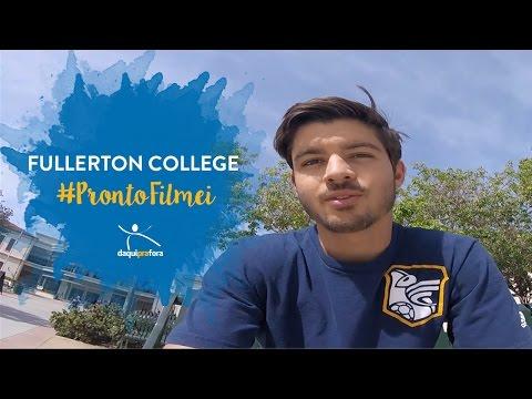 Fullerton College - Leonardo Paredes - #ProntoFilmei