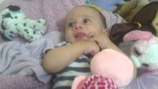 פספוסים עם תינוק בן חמישה חודשים