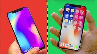 видео Новинка Leagoo S9 – бюджетный смартфон с трендовым дизайном