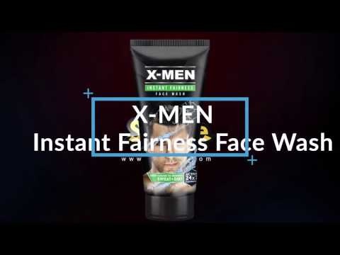 X-MEN Instant Fairness Face Wash Review in Hindi & English from YouTube · Duration:  1 minutes 2 seconds