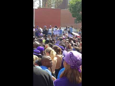 Spike Lee's Prince Purple Party Vid 1