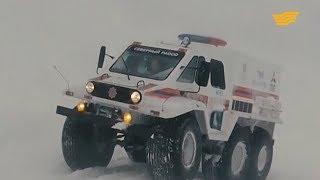 Смотреть сериал Новый сериал «Спасатели» стартует на телеканале «Хабар» онлайн