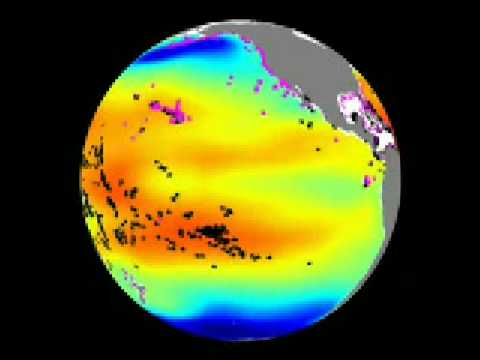 Ocean Acidification 1765 - 2100