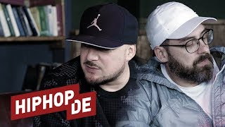 "Das Gipfeltreffen: Kool Savas & Sido über Machtdemonstration ""Royal Bunker"" (Interview) – On Point"
