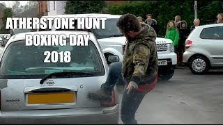 Violence at Atherstone Hunt Boxing Day Meet 2018