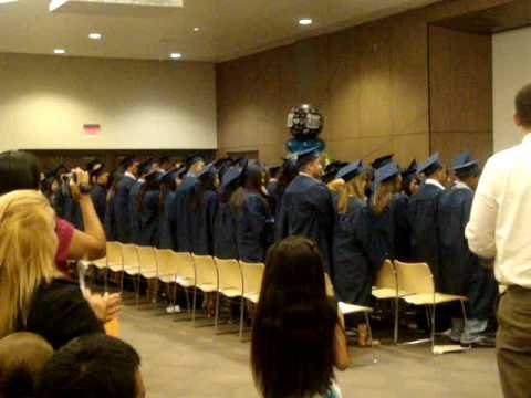 Congradulations Animo Pat Brown's FIRST Graduating Class 2010