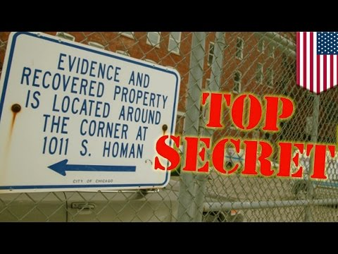 Black Site in Chicago: Homan Square alleged to be abuse-laden secret detention center
