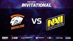 VP vs NaVi   Map 1: Inferno   Grand Final   StarLadder i-League Invitational
