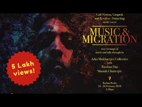 Mast Qalandar Medley - Arko Mukhaerjee Collective - Live at the Bookshop
