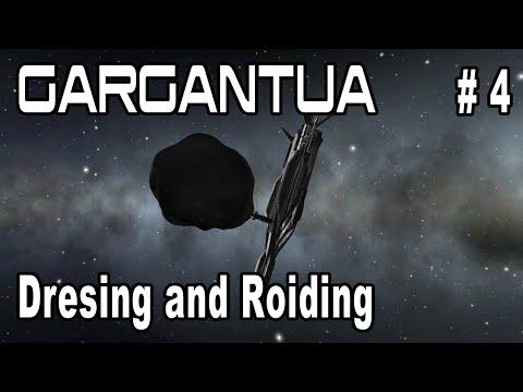 GARGANTUA RISES #4: Canyons and Asteroids