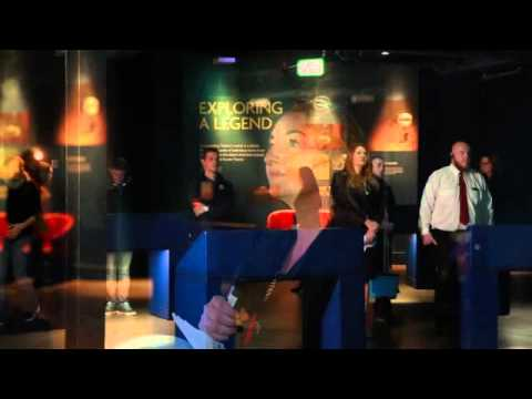 Live Interaction with Dr Ballard at Titanic Belfast