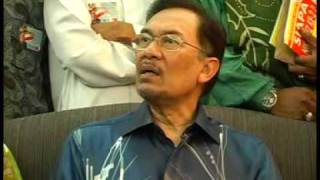 Umno guna media, SPRM intai kesalahan pemimpin Pakatan   Anwar